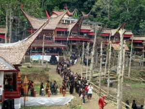 Slika2-Sulawesi - Pogrebna slovesnost
