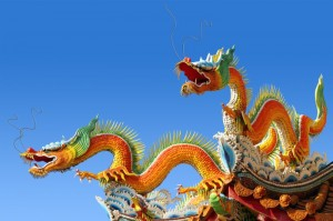 Kitajski zmaji