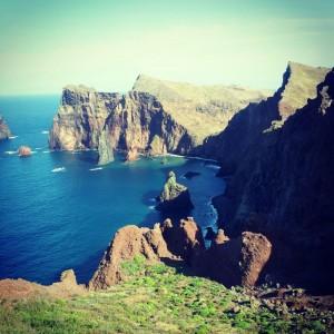 Portugalska- Madeira- Klifi