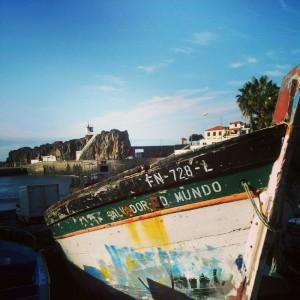 Portugalska-Madeira-Barka
