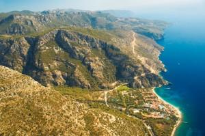 Turčija-Pokrajina nad Egejskim morjem