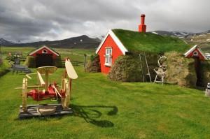 Islandske hiške