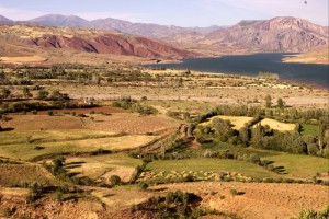Turčija-narava