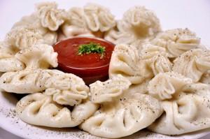 Khinkali-tradicionalna jed v Gruziji in Armeniji