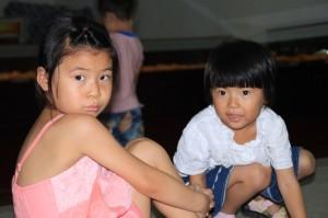 Kitajski otroci