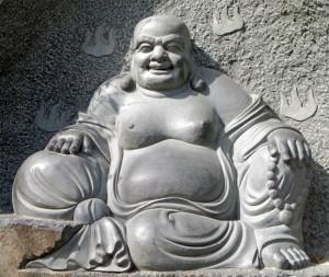 Buda v Xianu