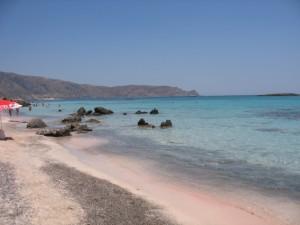 Grčija-Elafonisi