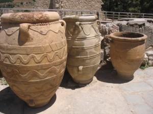 Knossos-Grčija