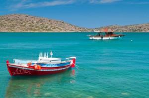 Kreta morje