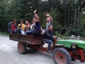 Team building-Uskovnica