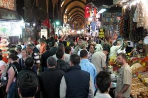 Istanbul - Veliki bazar