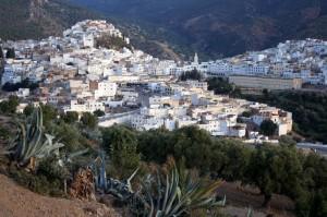 Maroko-Moulay Idriss