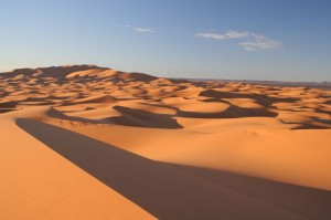Maroška puščava