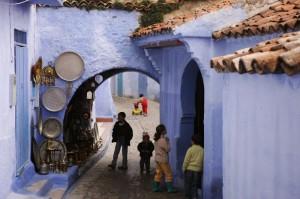 Maroko-Chefchaouan