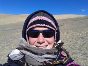 Na 5200 m - Tibet