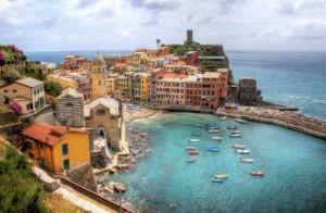 Italija-Cinque Terre-Vernazza