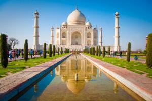 Indija - Taj mahal