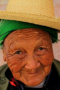 Kitajska - Prebivalka province Yunnan