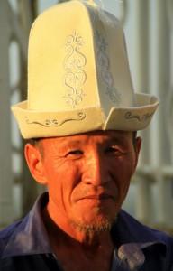 Ponosen kirgiz