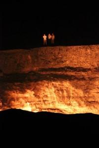 Turkmenistan-Vrata v pekel