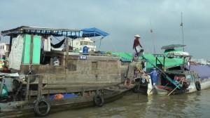 7.12.2013-Saigon – delta reke Mekong