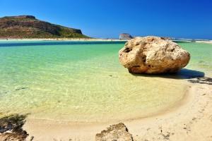 Kreta - obala
