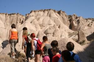 Doživetje Kapadokije