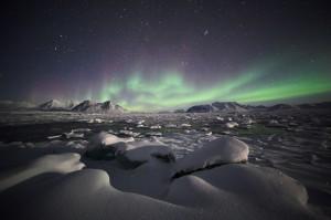 Islandija - Polarni sij, ledeniki