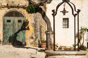 Malta - Mdina ulica