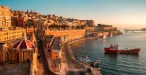 Malta-Valetta obzidje