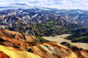 Islandija - Landmannalaugar