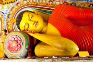Šrilanka-Buda
