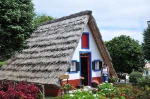 Santana-tradicionalna hiša