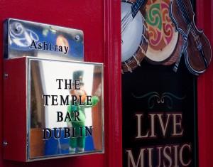 Irska-Temple bar