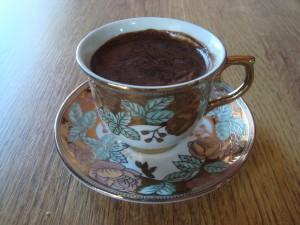 Vonj po Arabiji-Omanska kava
