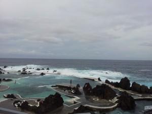 Madeira-lavin bazen