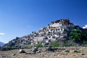 Indija-Ladakh samostan