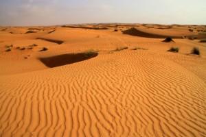 Omanske neskončne sipine