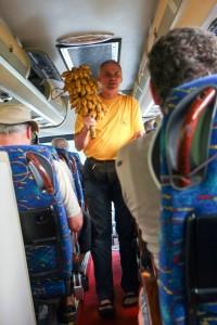Presežno vzdušje na avtobusu