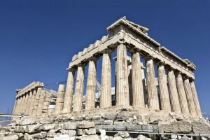 Grčija-Atene-Akropilis, Pantheon tempelj