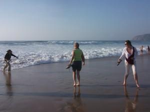 Portugalska-plaža Cascai
