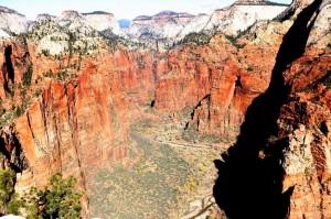 Zion-Pogled z vrha