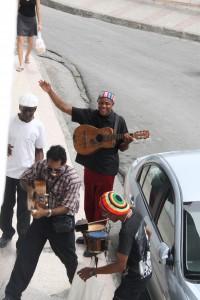Glasba povsod in vedno-Santigo de Cuba