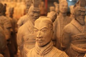 Glineni vojščaki v Xianu
