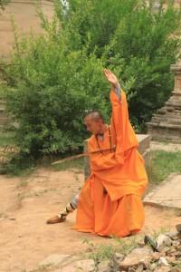 Kitajska-Pravi šaolinski menih