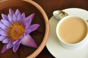 Šrilanka-lotosov cvet in čaj