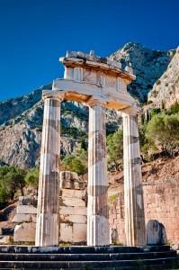 Delfi-Grčija