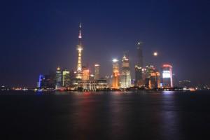 Šanghaj ponoči