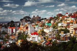 Madagaskar-Antananarivo