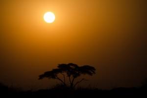 9. Sončni zahodi, le kje so lepši kot v Afriki
